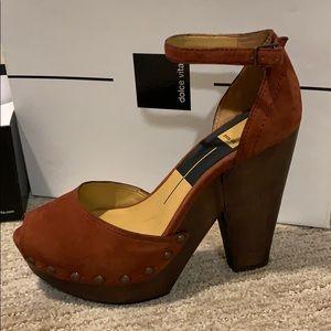 Brand new Dolce Vita Heels Sz. 8.5